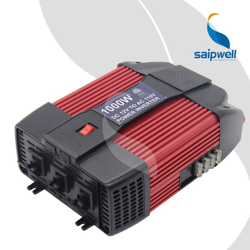 Saip/Saipwell 1000 w 2000watt High Quality 2015 Hot Sale Product Car Inverter Made in China USA 1000 Watt Power Inverter