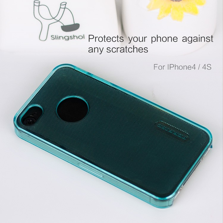 Shockproof tough robot hard slim shell pc back cover mobile phone case for iphone 4 / 4s