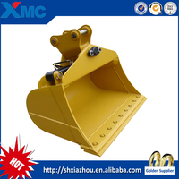 China Supplier 1-40 tons Hydraulic Excavator Tilt Bucket