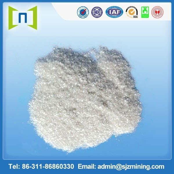 200 mesh white versatility mica/mica wallpaper/ fire extinguishing agent and electric welding rod(whiteness:58-63 degree)