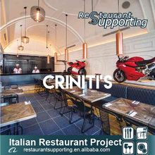 Australia Italian Restaurant Project Supporting