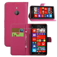Wallet Flip Leather Case Cover For Nokia Lumia 1520