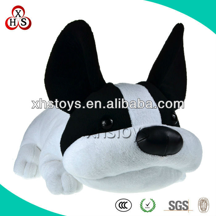 hot sale animal sound plush dog toy