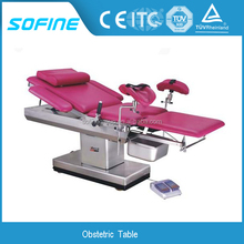 Electric delivery bed Obstetric Labour Table