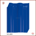 Chinese Modern Glazed Glossy Blue Ceramic House Roof Tiles