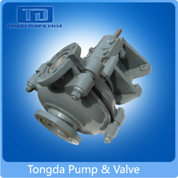 high efficiency coal mine centrifugal slurry pump