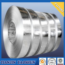 Good quality galvanized steel strip for profile