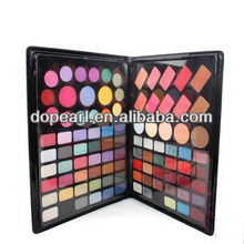 New 98 eye shadow cosmetics pallets with PU packing