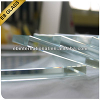 3 19mm Ultra Clear Float Glass