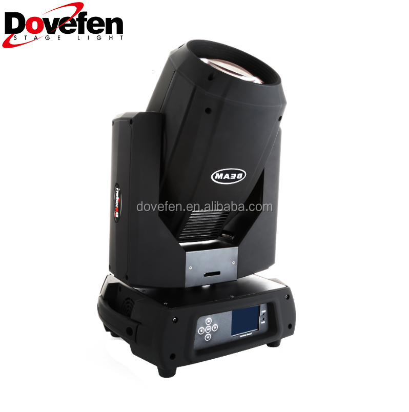 Dovefen Clay Paky Sharpy Spot Beam Wash 15R 330W CMY Moving Head Stage Light