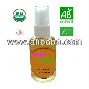 Pure Cosmetic Argan Oil from Tiznit Morocco 60ml for hair