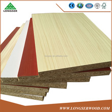 Kitchen Cabinets 18mm cherry melamine particle board