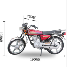 Chinese bajaj cheap 125cc 150cc eec motorcycle 125cc
