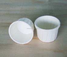 Disposable 2oz Paper Sauce Cups/ Souffle Cups / Portion Cups - 5000/Case