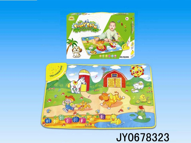 Good products carpet drawing blanket toys water painting blanket baby toys