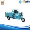 hot sale 2017 low consumption with petrol three wheel motor tricycle