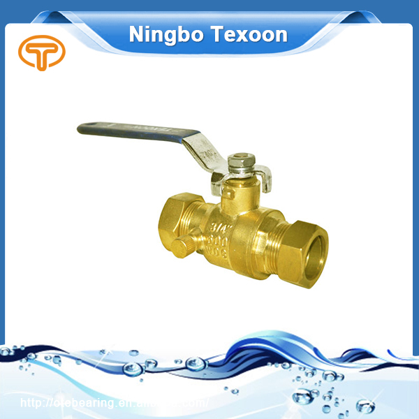 Hot Sale Top Quality Best Price Comp Ends Ball Valve