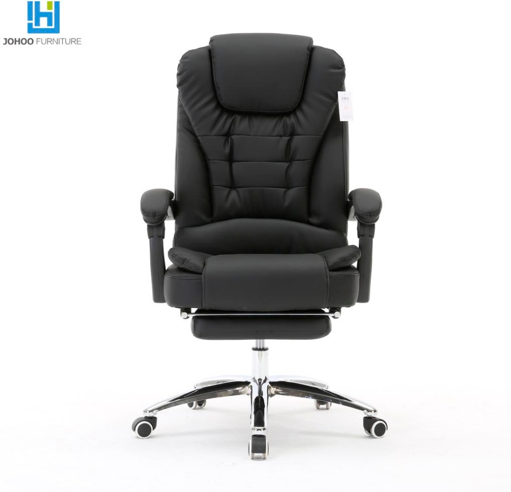 High-Back Big&Tall Executive Manager Leather Office Desk Chair Modern Ergonomic Computer Chair Furniture Racing Office Chair