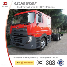Nissan UD quester 6x4 fire truck chassis for sale (Volvo group)