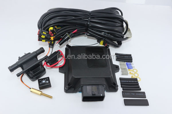 Hot selling cng/lpg injection OBD 4cyl ECU Kits