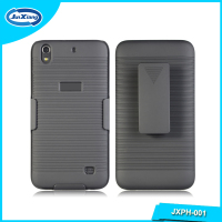 OEM Factory PC Plastic Combo Case for Huawei Ascend G620S
