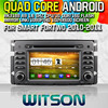 Witson S160 Android 4.4 Car DVD GPS For Smart ForTwo with Quad Core Rockchip 3188 1080P 16g ROM WiFi