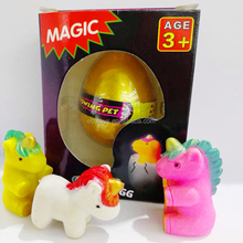 Unicorn Water Growing Egg Toys Hatching Eggs <strong>Animal</strong>