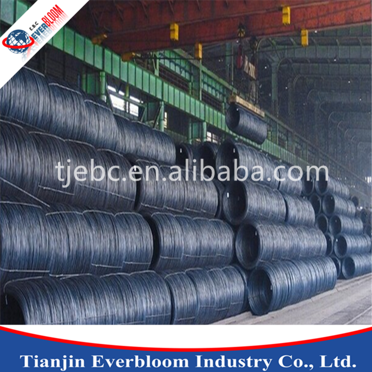 coils steel wire rod sae 1008 / hot rolled steel wire rod in coils / wire rod coil