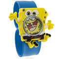 China manufacturer wholesale kids cartoon slap watch
