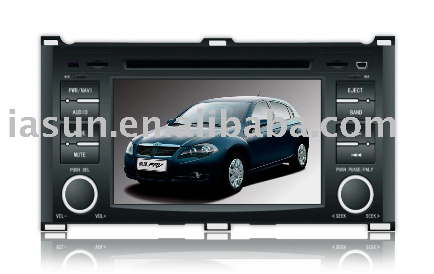 Auto DVD Player with GPS for BRILLIANCE FRV