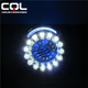 3.0 HID Bi Xenon projector lens light with Crystal Lotus LED angel Eyes, 80mm/100mm CCFL angel eyes