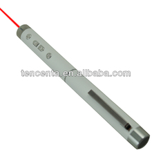 2.4G new mould PowerPoint usb RF wireless presenter with laser pointer