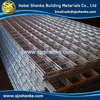 High Quality hot-rolled steel, cold drawn steel bars Brick Wall Reinforced Welded Wire Mesh