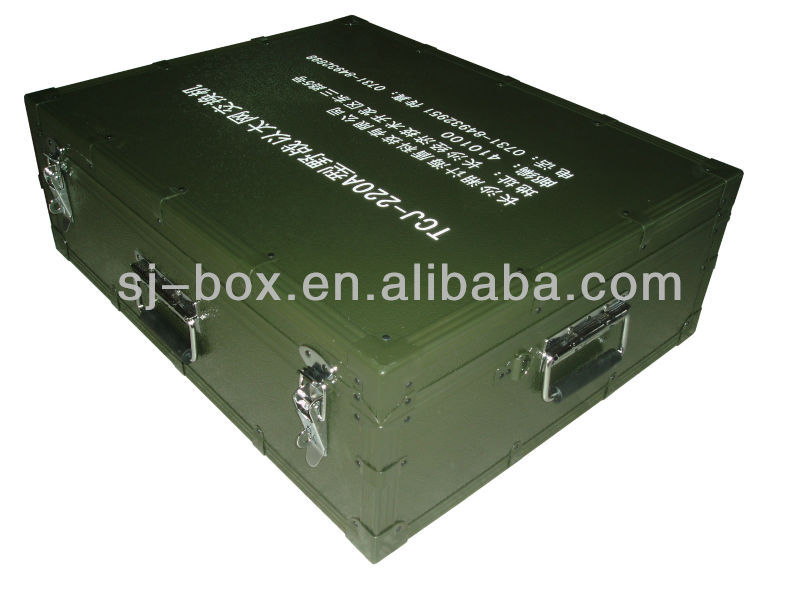 Hot sale military rifle case with good quality