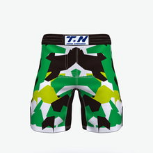 wholesale custom made training camo MMA fight shorts
