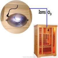 Portable Ionizer Mini Air Purifier Sterilizer Ozone For Sauna
