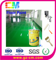 Best Chemical Resistance Industry Liquid Epoxy Resin Flooring Coat