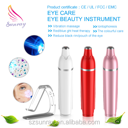 New beauty machine electric wrinkle remover portable eye massage pen dildos for women