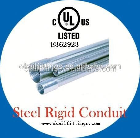 Building material Hot Dipped Galvanized Steel Pipe