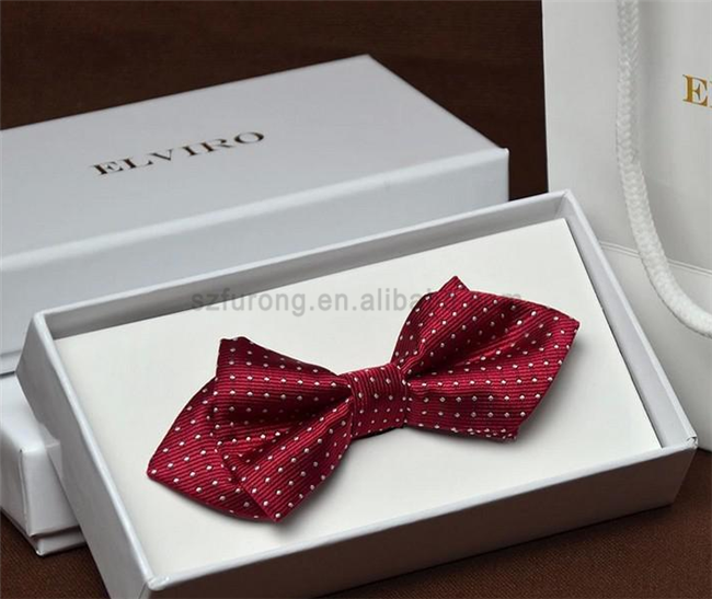 best price bow tie packaging box