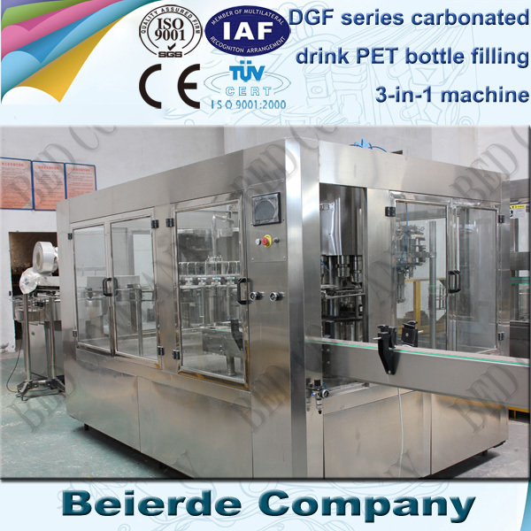 automatic carbonated drink equipment