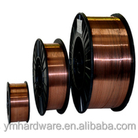 AWS 5.18 ER70S-6 CO2 Welding Wire Copper Coated 0.8mm 1.0mm 1.2mm