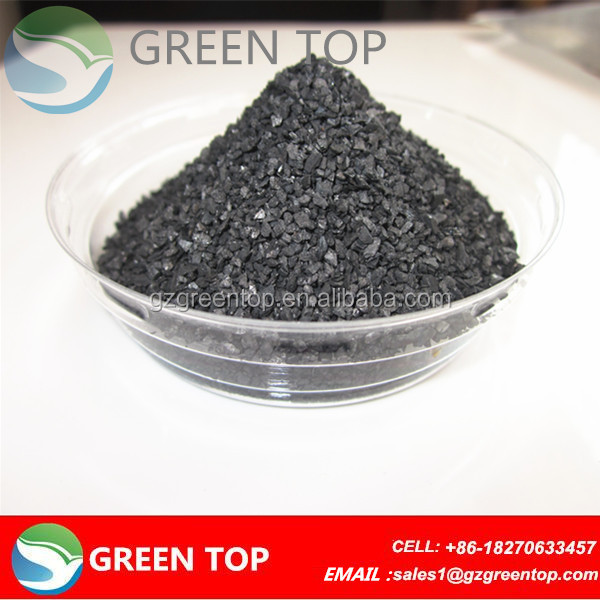 nut shell based activated carbon 12x40 mesh size for sulfur removal
