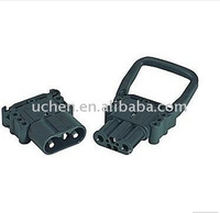 forklift battery charger/160A forklift adapters