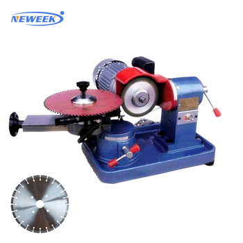 NEWEEK wood factory use alloy blade gear circular saw grinding machine