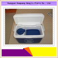 plastic food container with handle ,plastic lunch box