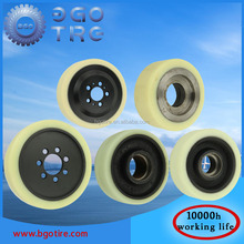 Export quality forklift polyurethane wheels