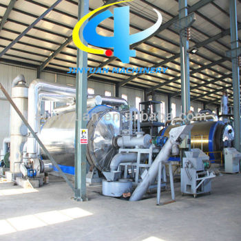 2013 EU&USA standard: 3-20T/D highly profitable and pollution-free plastic recycling machine to get fuel oil