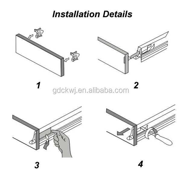 kitchen cabinet drawer channel soft close drawer slides cabinet drawer slide for sale