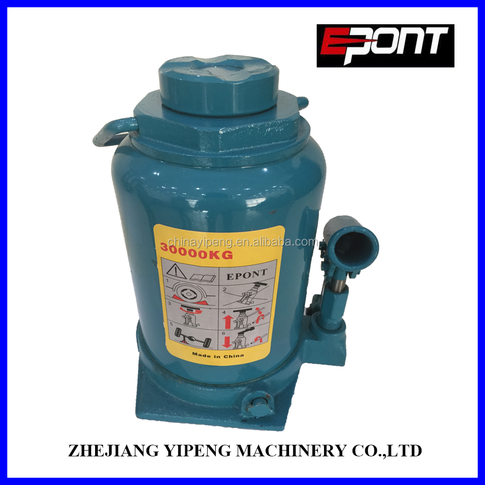 High Quality 30Ton Hydraulic Bottle Jacks